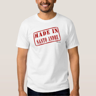 Made in Santo Andre T Shirt