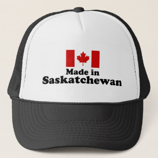 Made in Saskatchewan Trucker Hat