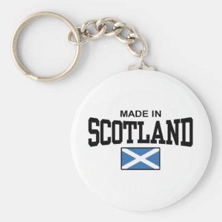 Made In Scotland Keychain