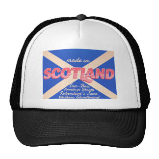 Made-In-Scotland.png Trucker Hat