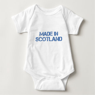 Made In Scotland Tee Shirt