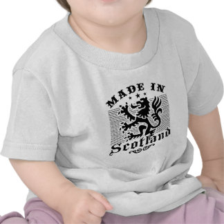 Made In Scotland Tee Shirt