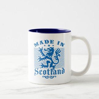 Made In Scotland Two-Tone Coffee Mug