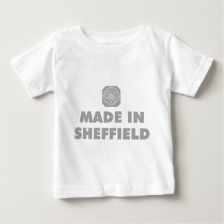 Made in Sheffield Baby T-Shirt