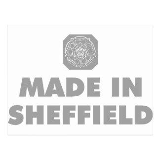 Made in Sheffield Postcard