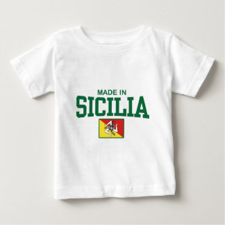 Made in Sicilia Baby T-Shirt