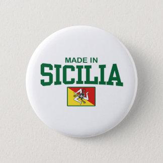 Made in Sicilia Button