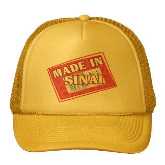 Made In Sinai Trucker Hat
