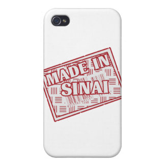 Made In Sinai iPhone 4 Cover