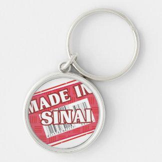 Made In Sinai Keychain