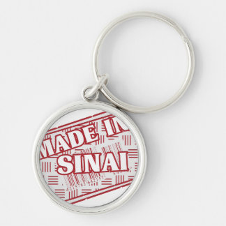 Made In Sinai (modified) Keychain