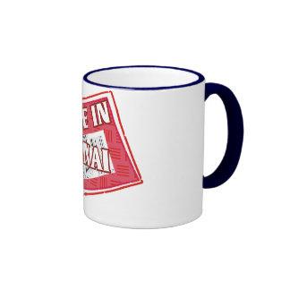 Made In Sinai Ringer Coffee Mug