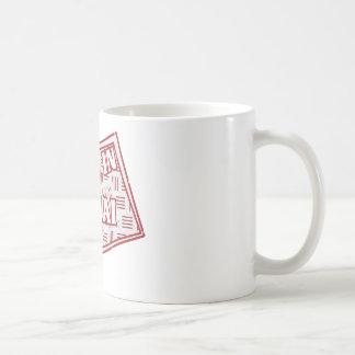 Made In Sinai Classic White Coffee Mug