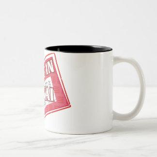 Made In Sinai Two-Tone Coffee Mug