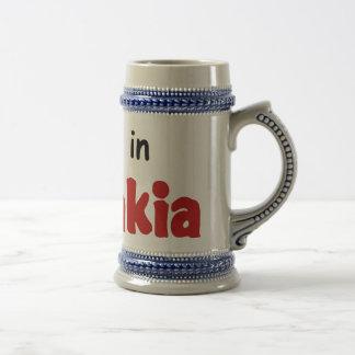Made in Slovakia Mug