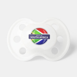 Made in South Africa Pacifier