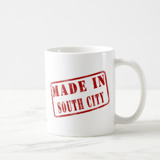 Made in South City Coffee Mug