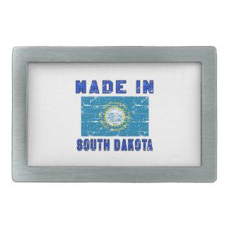 Made in South Dakota Belt Buckle