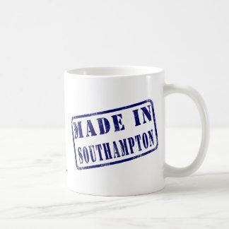 Made in Southampton Coffee Mug