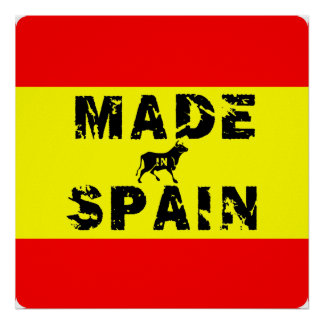 Made in Spain Poster