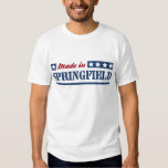 Made in Springfield MA T-shirt