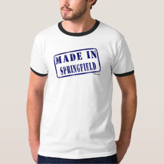 Made in Springfield T-Shirt