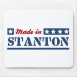 Made in Stanton Mouse Pad