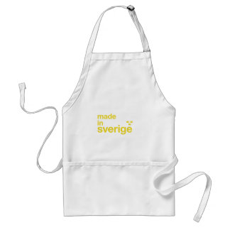 Made in Sweden & Tre Kronor / Three Crowns Adult Apron