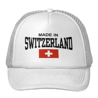 Made In Switzerland Trucker Hat
