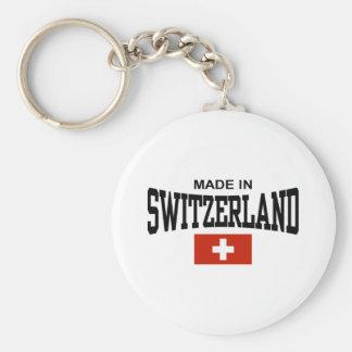 Made In Switzerland Key Chain