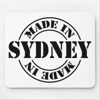 Made in Sydney Mouse Pad