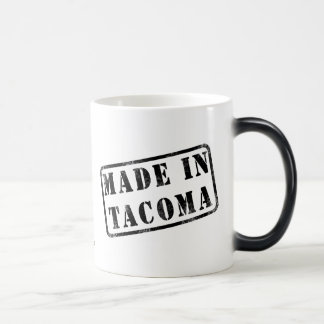 Made in Tacoma Magic Mug