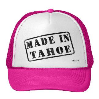 Made in Tahoe Trucker Hat