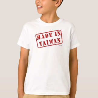 Made in Taiwan T-Shirt