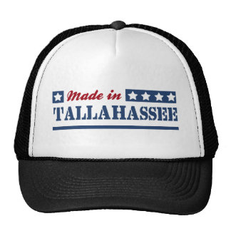 Made in Tallahassee Hat