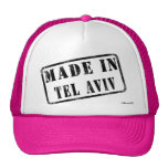 Made in Tel Aviv Mesh Hat