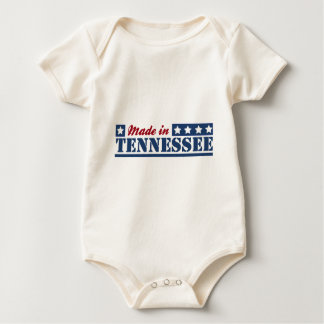Made In Tennessee Baby Bodysuit