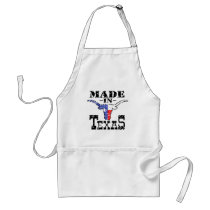 Made in Texas Adult Apron