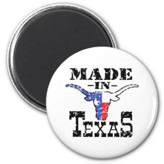Made in Texas Fridge Magnet