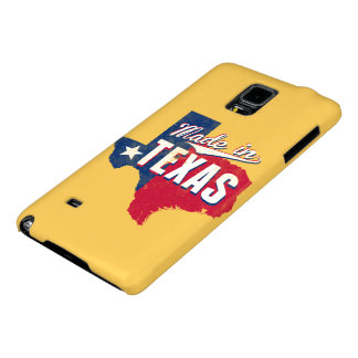 """""""Made in Texas"""" Galaxy Note 4 Case"""