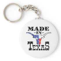 Made in Texas Keychain