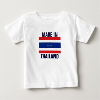 Made in Thailand Baby T-Shirt