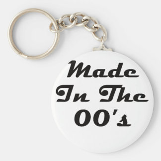 Made In The 00's Keychain