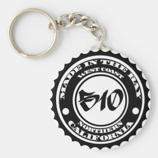 Made in the 510 keychains