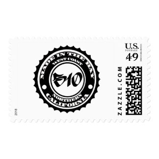 Made in the 510 postage stamp