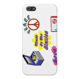 Made In The 60s iPhone 5 Case