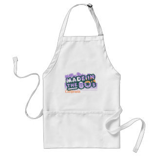Made in the 80's adult apron