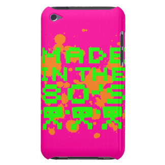 Made In The 80's iPod Touch Cover