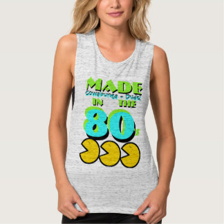 Made in the 80's tank top