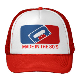 Made in the 80s trucker hat